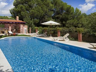 Can Codolar Holiday Home Sleeps 10 with Air Con and WiFi - 5805569