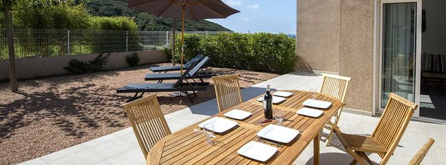 Tizzano Holiday Home Sleeps 4 with Pool and Air Con - 5817125, vacation rental in Sartene