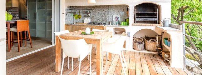 Marina di Fiori Villa Sleeps 8 with Air Con - 5805924, holiday rental in Porto-Vecchio