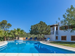 Cala Vadella Villa Sleeps 10 with Pool and WiFi - 5805608