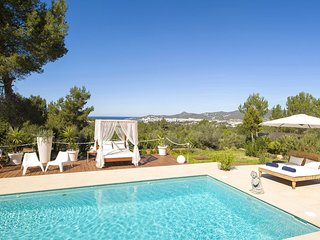 San Agustin des Vedra Villa Sleeps 4 with Pool Air Con and WiFi - 5805540