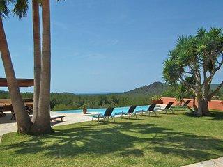 San Jose Villa Sleeps 7 with Pool Air Con and WiFi - 5805465