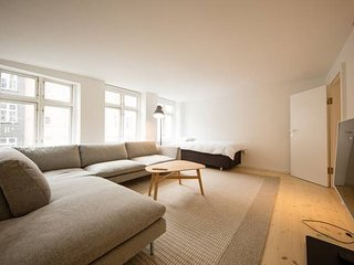 Dinesen Collection Two-Storey Condo by Nyhavn Harbour