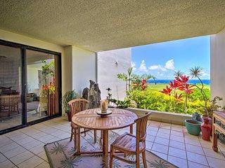 Princeville, Kauai Condo - Walk to a Private Beach