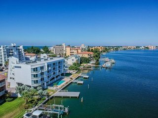 RARE FIND! TWO BAY FRONT 2BRS, POOL, PARKING