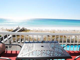 Balcony -  Waters Edge Resort 313 Fort Walton Beach Okaloosa Island