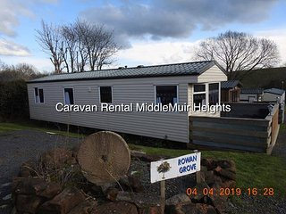 Static Caravan Rental MiddleMuir Heights