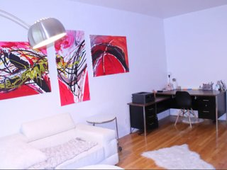 Spacious and cozy apartment in COTE DES NEIGES close to metro and buses
