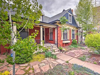 'Cheesman Cottage' w/Patio in the Heart of Denver!