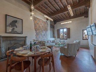 Giotto Suite - Elegant 3bdr in Santa Croce, Florence