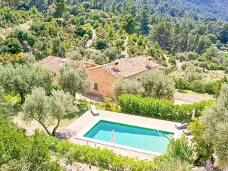 SUPERB and HUGE Villa Son Llarg with PRIVATE POOL, garden & VIEWS