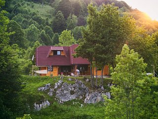 One bedroom apartment Seliste Dreznicko (Plitvice) (A-17549-a)