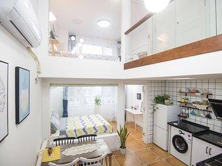 white salt island Comfortable, Romantic, Modern, High-end hotel apartment