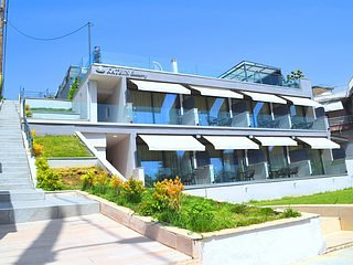 good rooms in halkidiki that you must visit it , is very close to the sea and ha