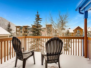 Blue Granite Off Main Townhome Downtown Frisco Vacation Rental Colorado