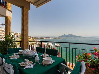 O'House  -  Wonderful apartment with a magic view from Posillipo
