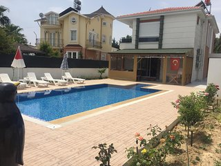 VILLA ORKIDE  DETACHED PRIVATE POOL (SUITABLEFOR THE DISABLES VILLA)