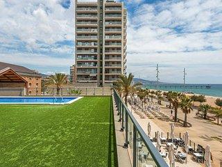 Apartamento ideal familias playa y piscina est. min. 32 dias