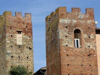 La Casa del Castello-Urlaub einmal anders -ein Sprung in die Vergangenheit