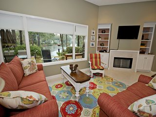 Cannon Row 5 - Dog Friendly  - 3 Bedroom Vacation Home - Sea Pines