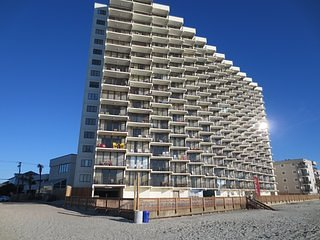Myrtle Beach Area Ocean Front Condo with Breathtaking Views