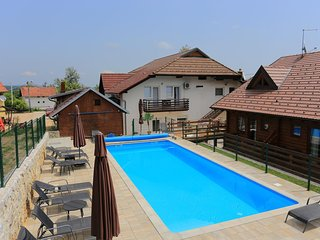 One bedroom apartment Grabovac (Plitvice) (A-17514-a)