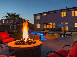 Coachella Splash Pad - 4 Bedroom