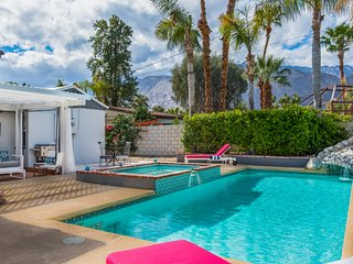 Palm Springs Glamour