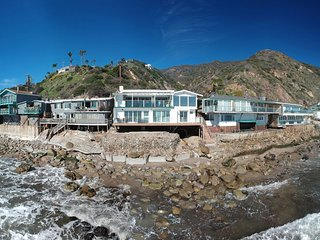 Gorgeous Ocean Views in Malibu! Step Down to Your Own Private Beach!