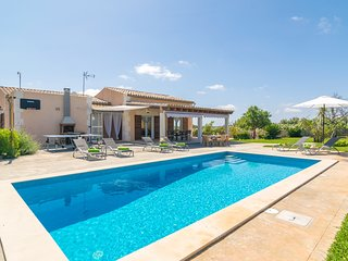 ES PLA - Villa for 6 people in Sant Llorenç des Cardassar