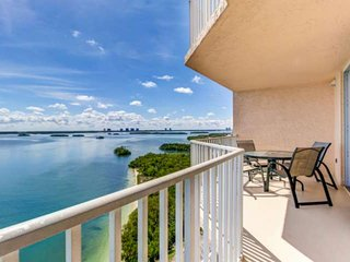 New Listing, Stunning, Panoramic 10th Floor Water View! Lovely Remodel! No Resor