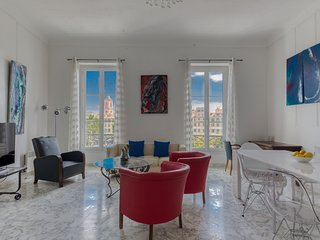Unique 135m² in the heart of Nice