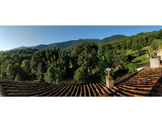 Away from it all in the Ariege Pyrenees