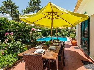 Sol Troia Villa Sleeps 10 with Pool - 5806054
