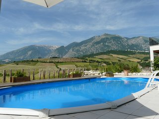 Le Farfalle Abruzzo - Farmhouse with pool near Casoli