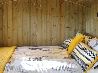 Shepherd's Hut-The Quirky Quarry