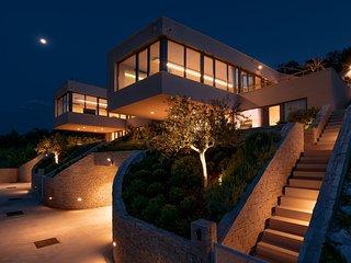 Modern Villa Luna, on the Island of Korcula