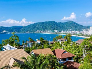 Patong Indigo cozy villa super sea view