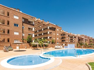 Awesome apartment in Oropesa w/ Outdoor swimming pool, Outdoor swimming pool and