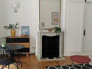 Studio des Bains au coeur de Trouville!