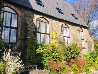 A Chapel Cottage at Peregrine Hall in Lostwithiel