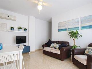 Stunning apartment in Puerto de Mazarron w/ 2 Bedrooms