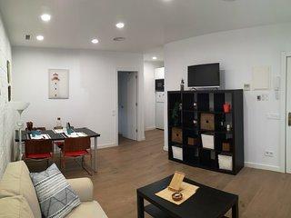 Apartamento de 1 habitacion a 20min en Metro de Sagrada Familia y a 10 min playa
