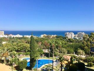 OFERTA  panoramicas vistas al mar y aire acond. Cerca de playa, centro, parque