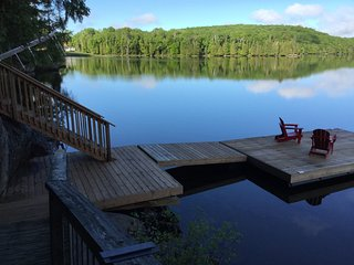 Four Season Muskoka Lakefront Rental