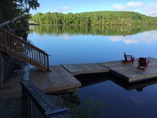 Four Season Muskoka Lakefront Rental