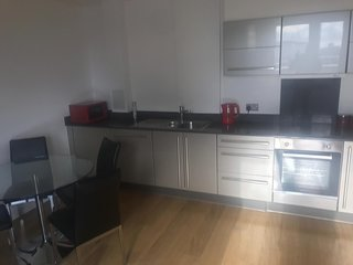 Luxury City Apartment - Limehouse