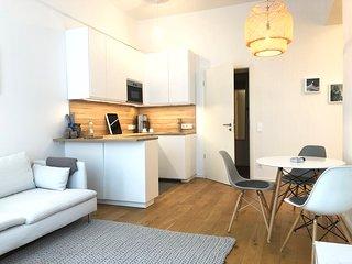 Wunderschone 2 Zimmer- Altbauwohnung