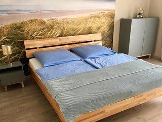 Drei attraktive neue Appartements für 8 Personen jeweils mit Einbauküche und Bad