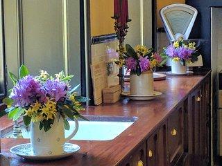 Kitchen Wing Apartment, Balintore Castle